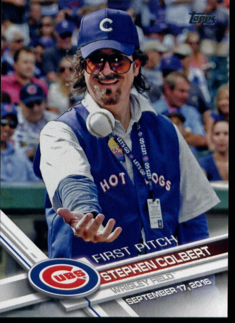 2017-MLB-Topps-Series-1-amp-2-FIRST-PITCH-Singles-PICK-CHOICE-List-Make-Lot-YFTS