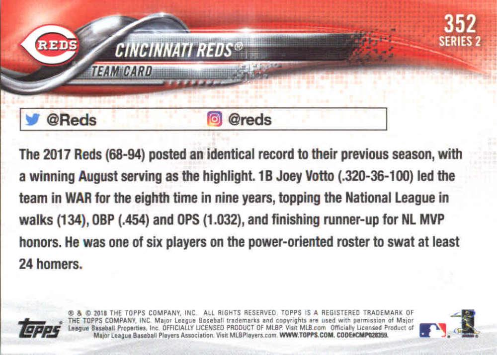 2018-Topps-Series-2-Baseball-Base-Singles-351-550-Pick-Your-Cards thumbnail 3