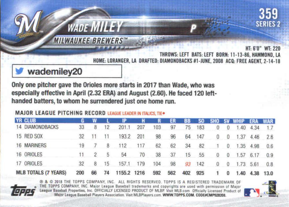 2018-Topps-Series-2-Baseball-Base-Singles-351-550-Pick-Your-Cards thumbnail 17