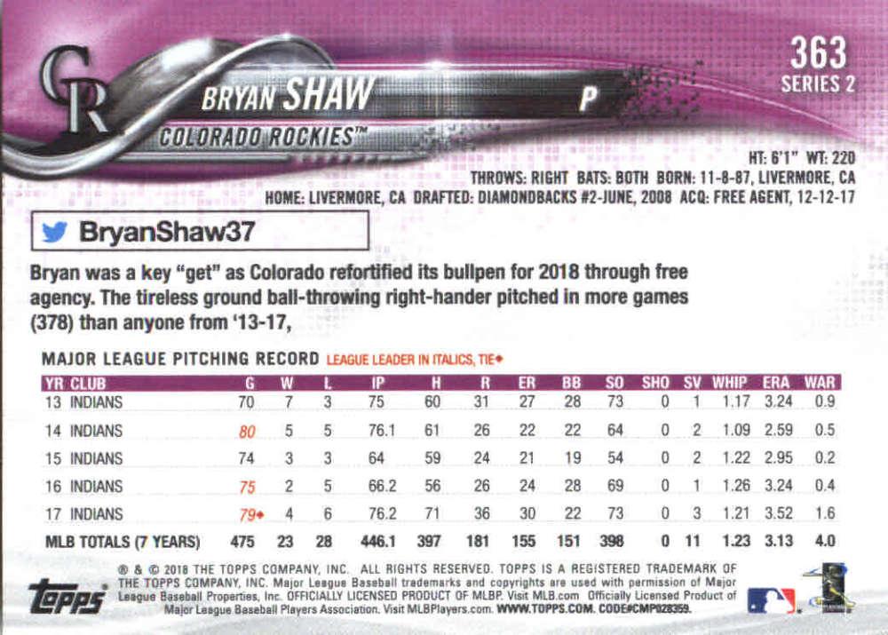 2018-Topps-Series-2-Baseball-Base-Singles-351-550-Pick-Your-Cards thumbnail 25