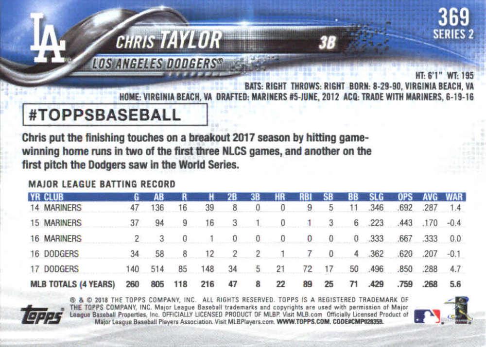 2018-Topps-Series-2-Baseball-Base-Singles-351-550-Pick-Your-Cards thumbnail 37