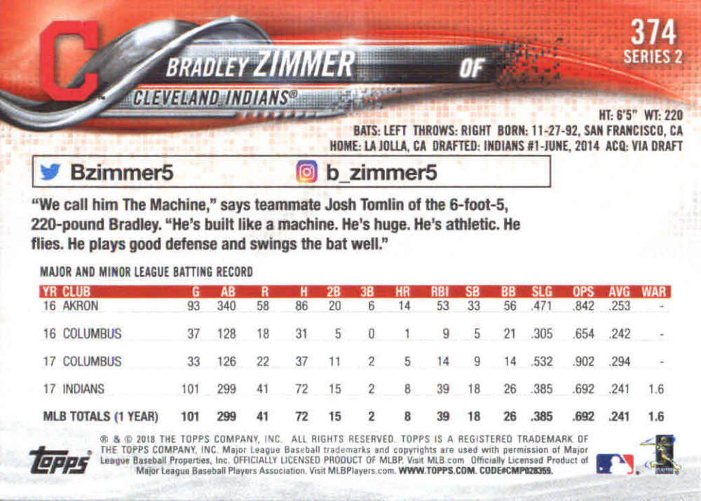 2018-Topps-Series-2-Baseball-Base-Singles-351-550-Pick-Your-Cards thumbnail 47