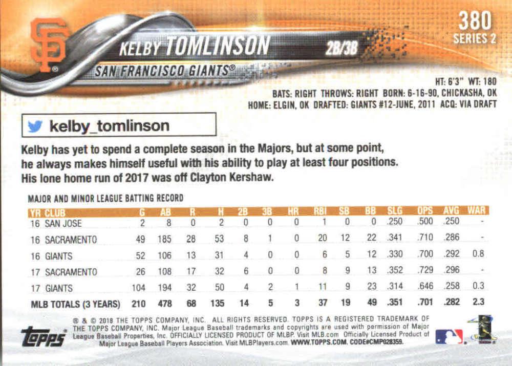 2018-Topps-Series-2-Baseball-Base-Singles-351-550-Pick-Your-Cards thumbnail 59