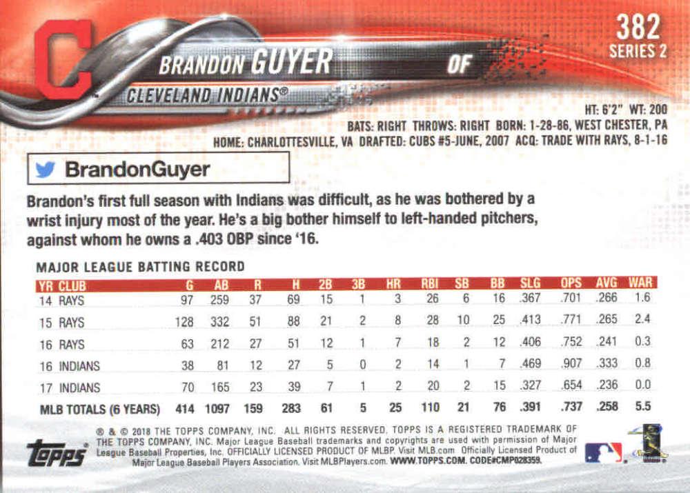 2018-Topps-Series-2-Baseball-Base-Singles-351-550-Pick-Your-Cards thumbnail 63