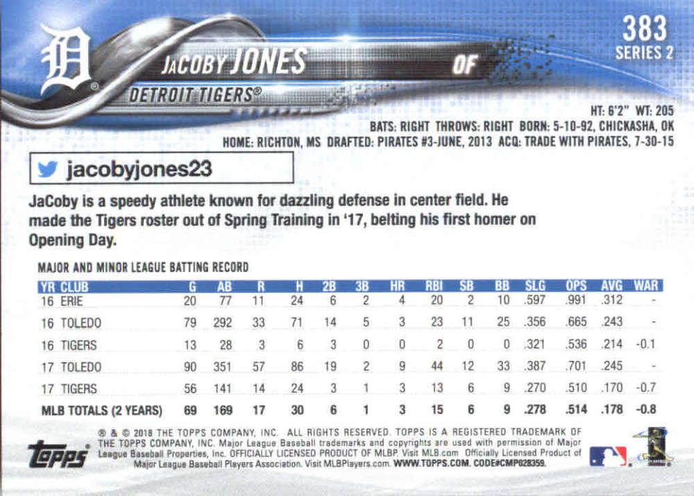 2018-Topps-Series-2-Baseball-Base-Singles-351-550-Pick-Your-Cards thumbnail 65
