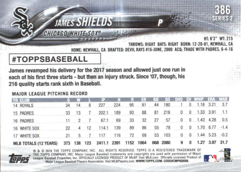 2018-Topps-Series-2-Baseball-Base-Singles-351-550-Pick-Your-Cards thumbnail 71