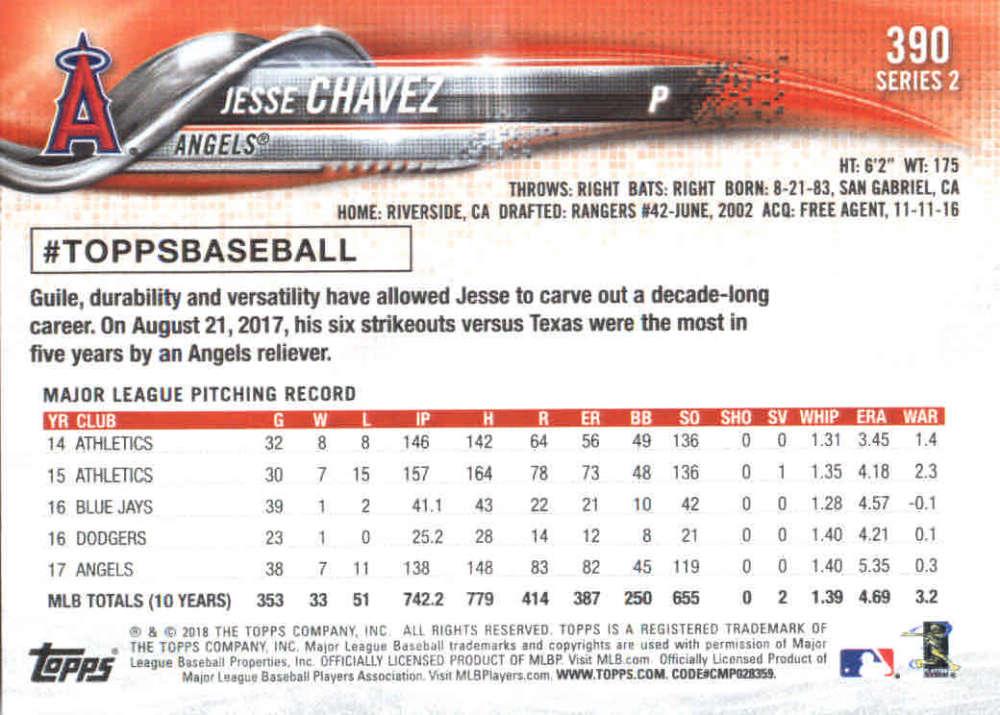 2018-Topps-Series-2-Baseball-Base-Singles-351-550-Pick-Your-Cards thumbnail 79