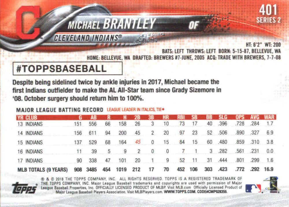 2018-Topps-Series-2-Baseball-Base-Singles-351-550-Pick-Your-Cards thumbnail 101