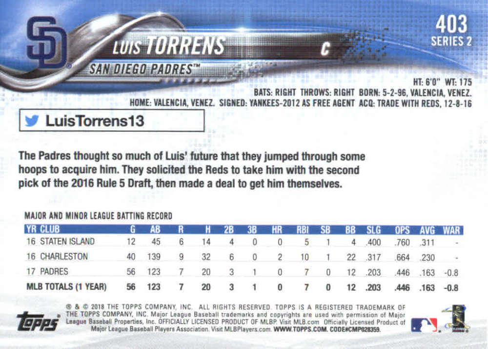 2018-Topps-Series-2-Baseball-Base-Singles-351-550-Pick-Your-Cards thumbnail 105