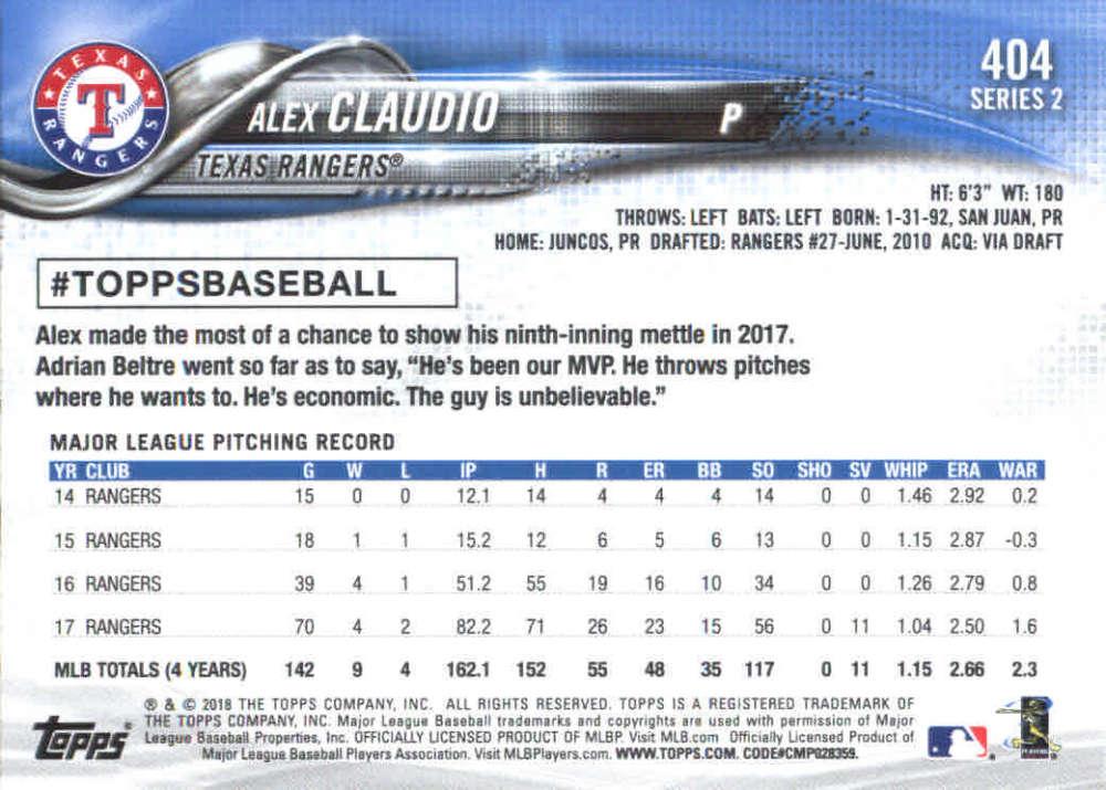 2018-Topps-Series-2-Baseball-Base-Singles-351-550-Pick-Your-Cards thumbnail 107