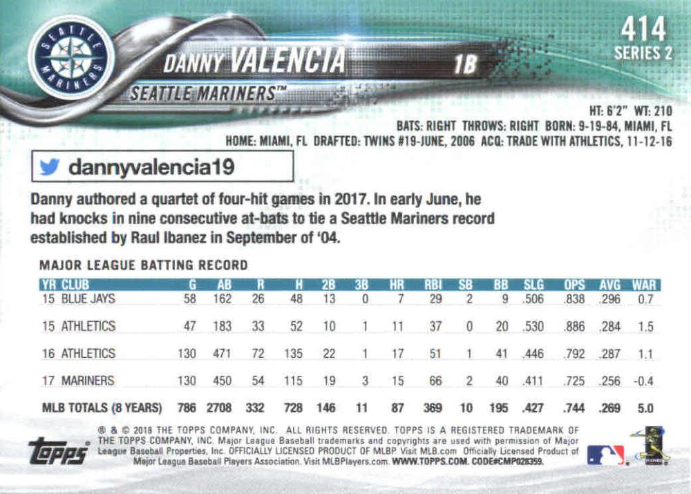 2018-Topps-Series-2-Baseball-Base-Singles-351-550-Pick-Your-Cards thumbnail 127