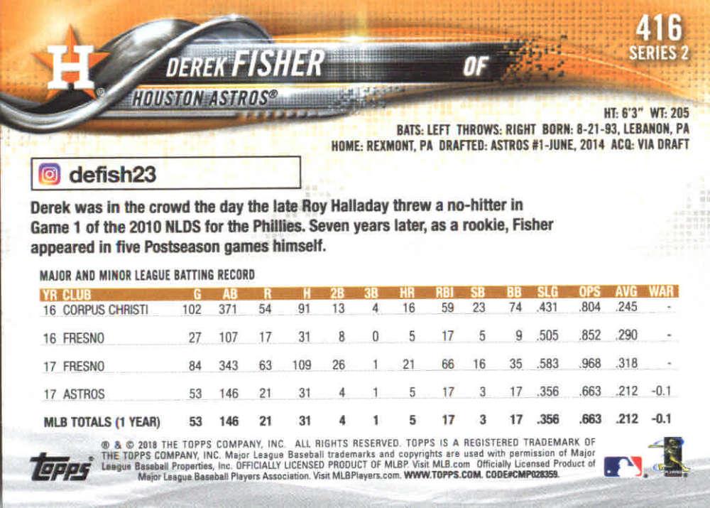 2018-Topps-Series-2-Baseball-Base-Singles-351-550-Pick-Your-Cards thumbnail 131