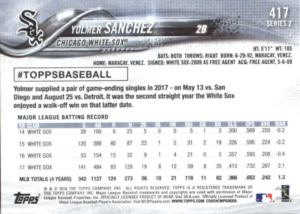 2018-Topps-Series-2-Baseball-Base-Singles-351-550-Pick-Your-Cards thumbnail 133