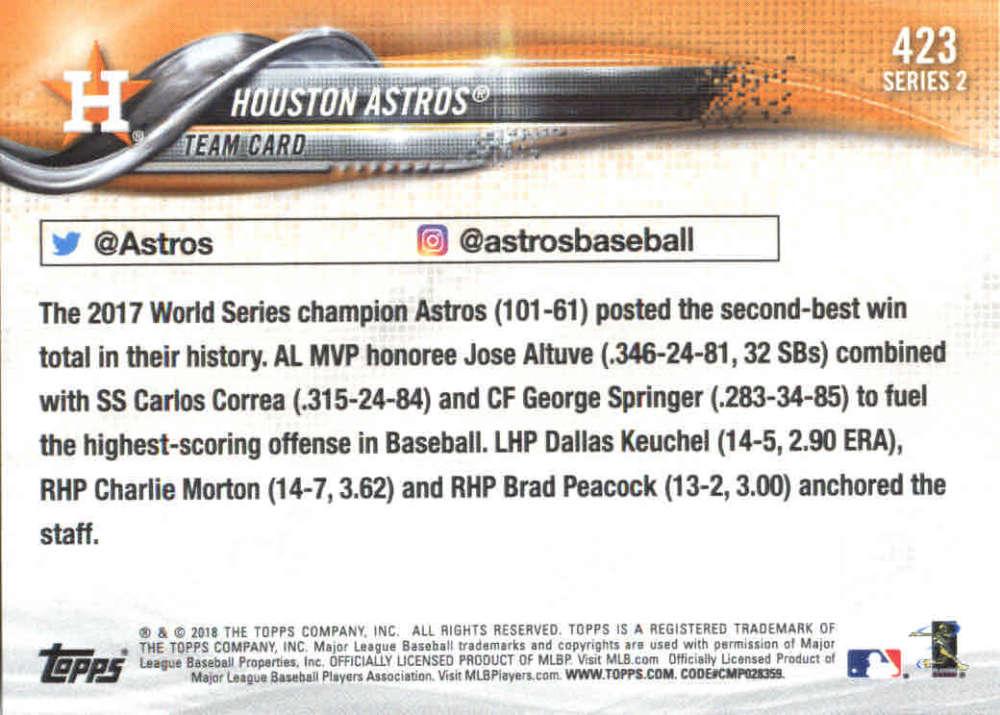 2018-Topps-Series-2-Baseball-Base-Singles-351-550-Pick-Your-Cards thumbnail 145