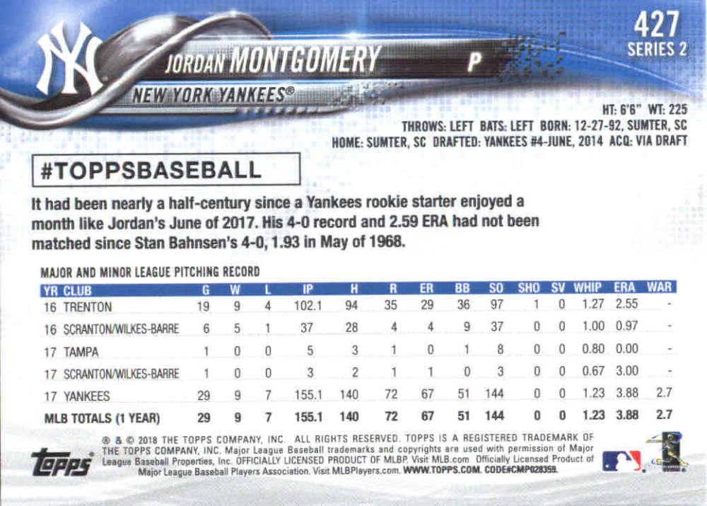 2018-Topps-Series-2-Baseball-Base-Singles-351-550-Pick-Your-Cards thumbnail 153