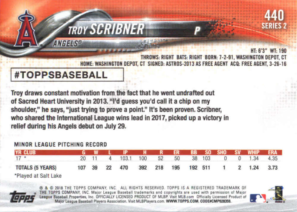 2018-Topps-Series-2-Baseball-Base-Singles-351-550-Pick-Your-Cards thumbnail 179