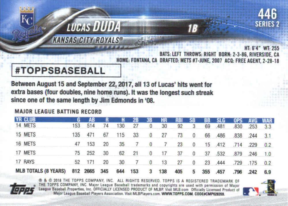 2018-Topps-Series-2-Baseball-Base-Singles-351-550-Pick-Your-Cards thumbnail 191
