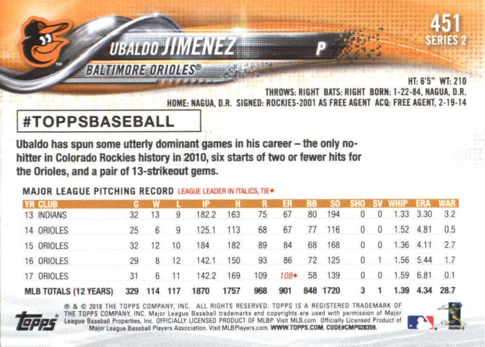 2018-Topps-Series-2-Baseball-Base-Singles-351-550-Pick-Your-Cards thumbnail 201