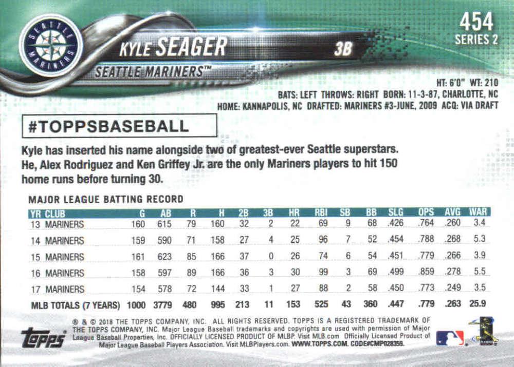 2018-Topps-Series-2-Baseball-Base-Singles-351-550-Pick-Your-Cards thumbnail 207