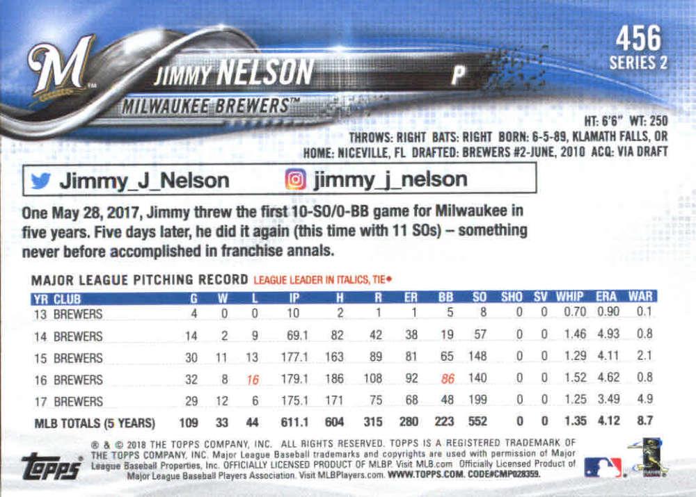 2018-Topps-Series-2-Baseball-Base-Singles-351-550-Pick-Your-Cards thumbnail 211