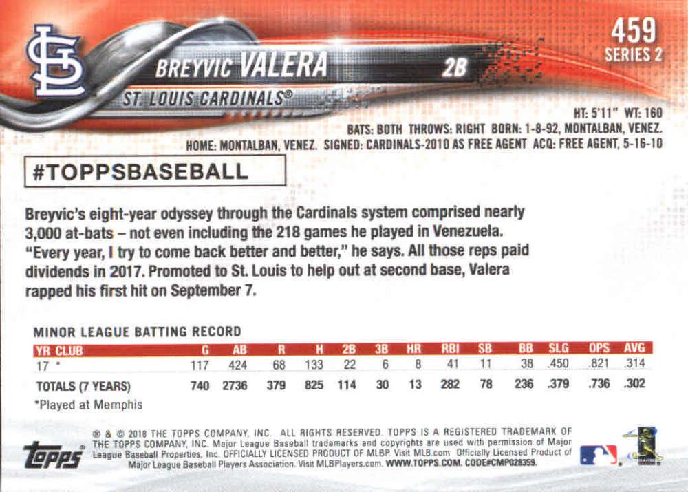 2018-Topps-Series-2-Baseball-Base-Singles-351-550-Pick-Your-Cards thumbnail 217