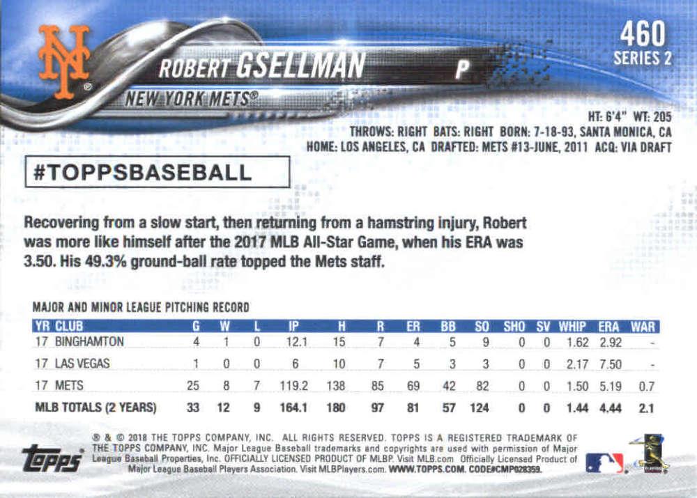 2018-Topps-Series-2-Baseball-Base-Singles-351-550-Pick-Your-Cards thumbnail 219