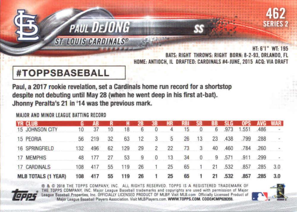 2018-Topps-Series-2-Baseball-Base-Singles-351-550-Pick-Your-Cards thumbnail 223