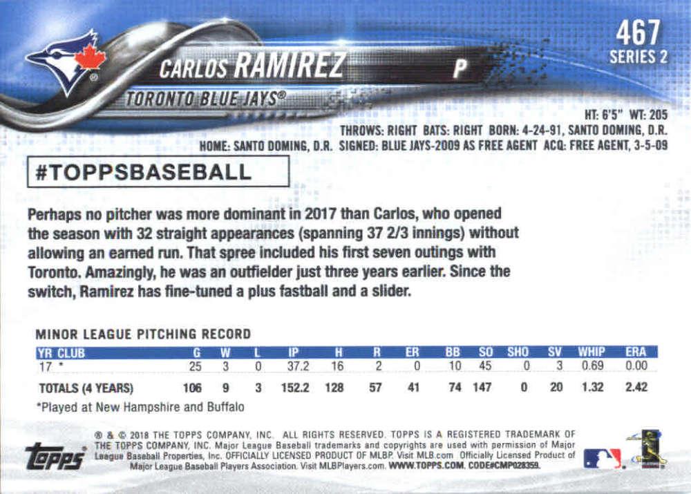 2018-Topps-Series-2-Baseball-Base-Singles-351-550-Pick-Your-Cards thumbnail 231