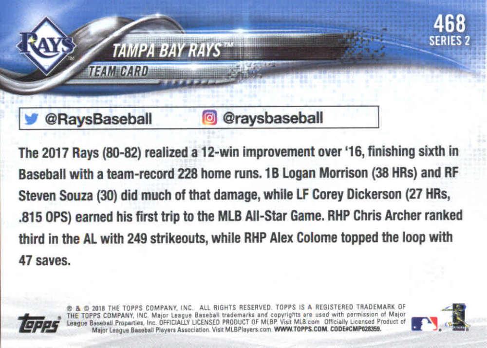 2018-Topps-Series-2-Baseball-Base-Singles-351-550-Pick-Your-Cards thumbnail 233