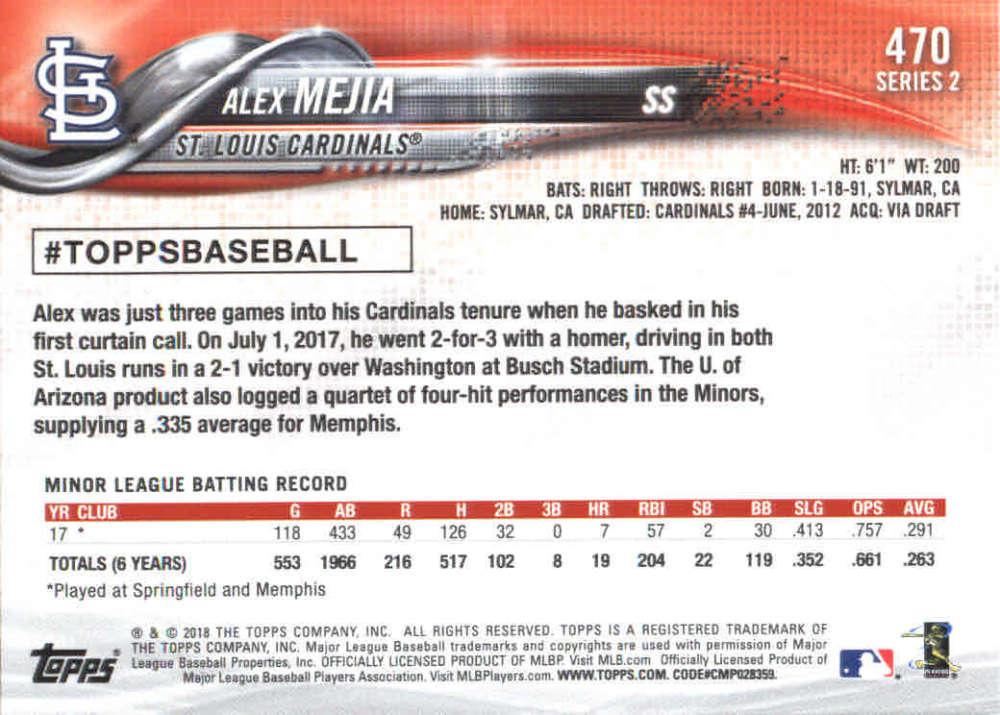 2018-Topps-Series-2-Baseball-Base-Singles-351-550-Pick-Your-Cards thumbnail 237
