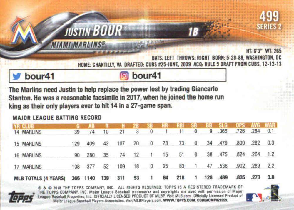 2018-Topps-Series-2-Baseball-Base-Singles-351-550-Pick-Your-Cards thumbnail 293