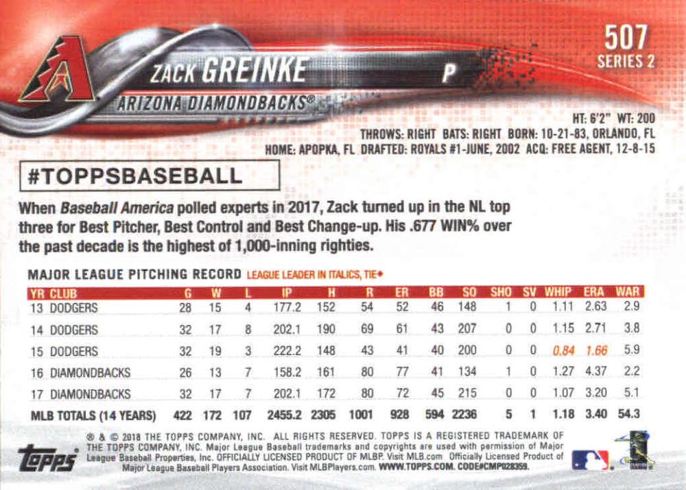 2018-Topps-Series-2-Baseball-Base-Singles-351-550-Pick-Your-Cards thumbnail 307