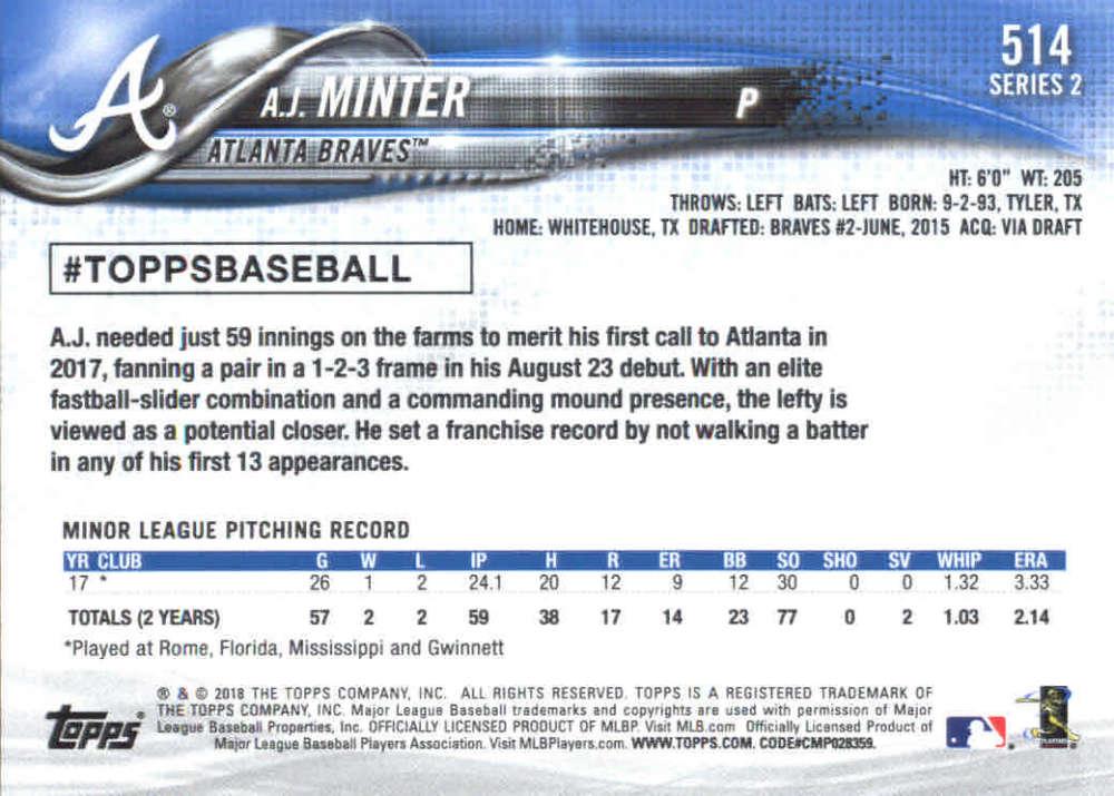 2018-Topps-Series-2-Baseball-Base-Singles-351-550-Pick-Your-Cards thumbnail 321