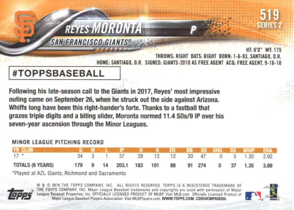 2018-Topps-Series-2-Baseball-Base-Singles-351-550-Pick-Your-Cards thumbnail 331