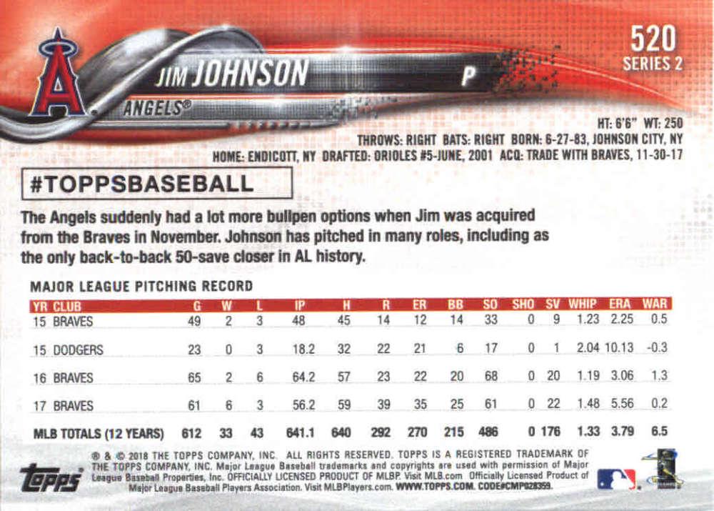 2018-Topps-Series-2-Baseball-Base-Singles-351-550-Pick-Your-Cards thumbnail 333