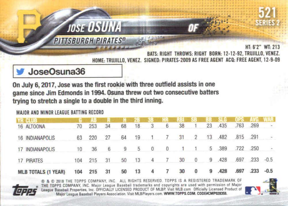 2018-Topps-Series-2-Baseball-Base-Singles-351-550-Pick-Your-Cards thumbnail 335