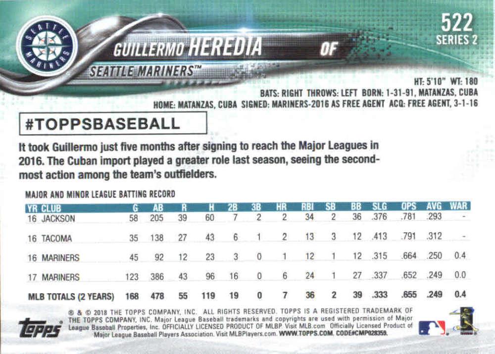 2018-Topps-Series-2-Baseball-Base-Singles-351-550-Pick-Your-Cards thumbnail 337