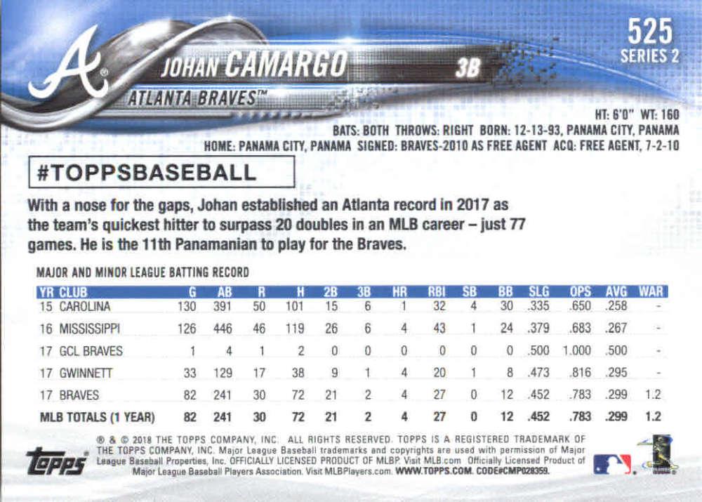 2018-Topps-Series-2-Baseball-Base-Singles-351-550-Pick-Your-Cards thumbnail 343
