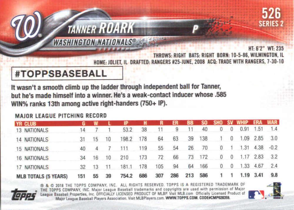 2018-Topps-Series-2-Baseball-Base-Singles-351-550-Pick-Your-Cards thumbnail 345
