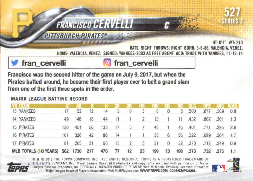 2018-Topps-Series-2-Baseball-Base-Singles-351-550-Pick-Your-Cards thumbnail 347