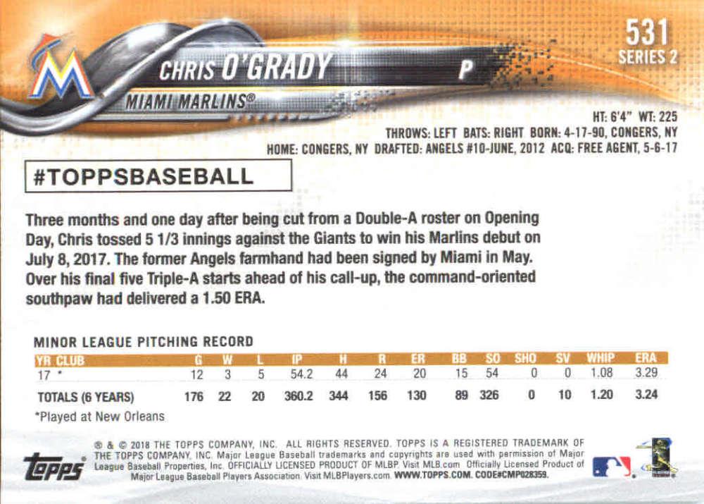 2018-Topps-Series-2-Baseball-Base-Singles-351-550-Pick-Your-Cards thumbnail 355