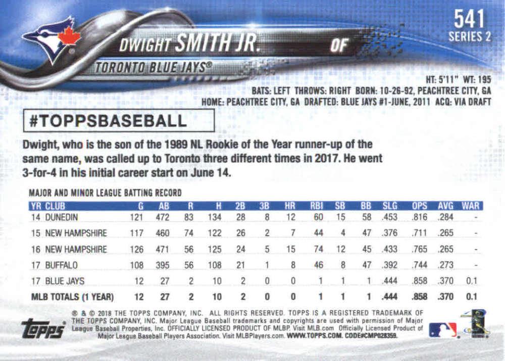 2018-Topps-Series-2-Baseball-Base-Singles-351-550-Pick-Your-Cards thumbnail 375