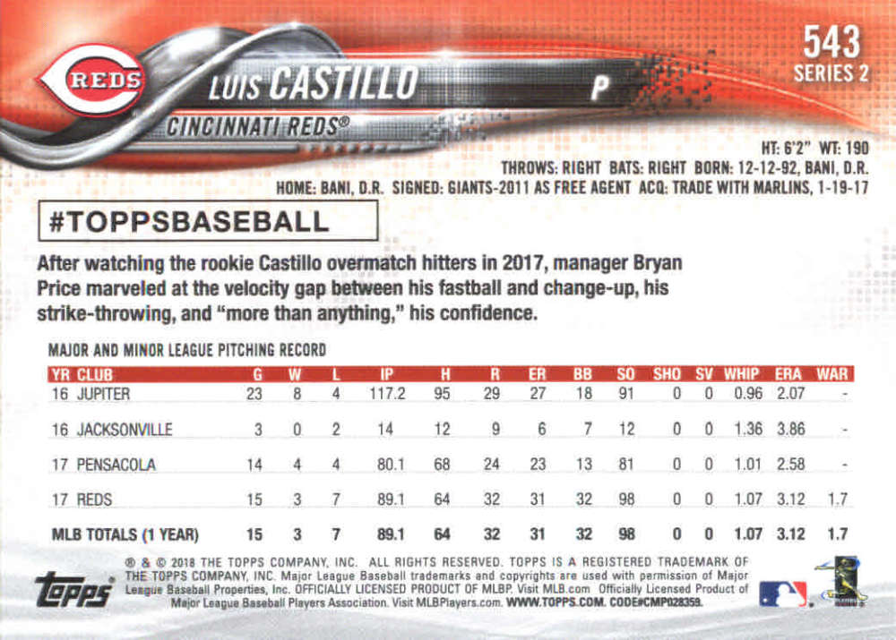 2018-Topps-Series-2-Baseball-Base-Singles-351-550-Pick-Your-Cards thumbnail 379