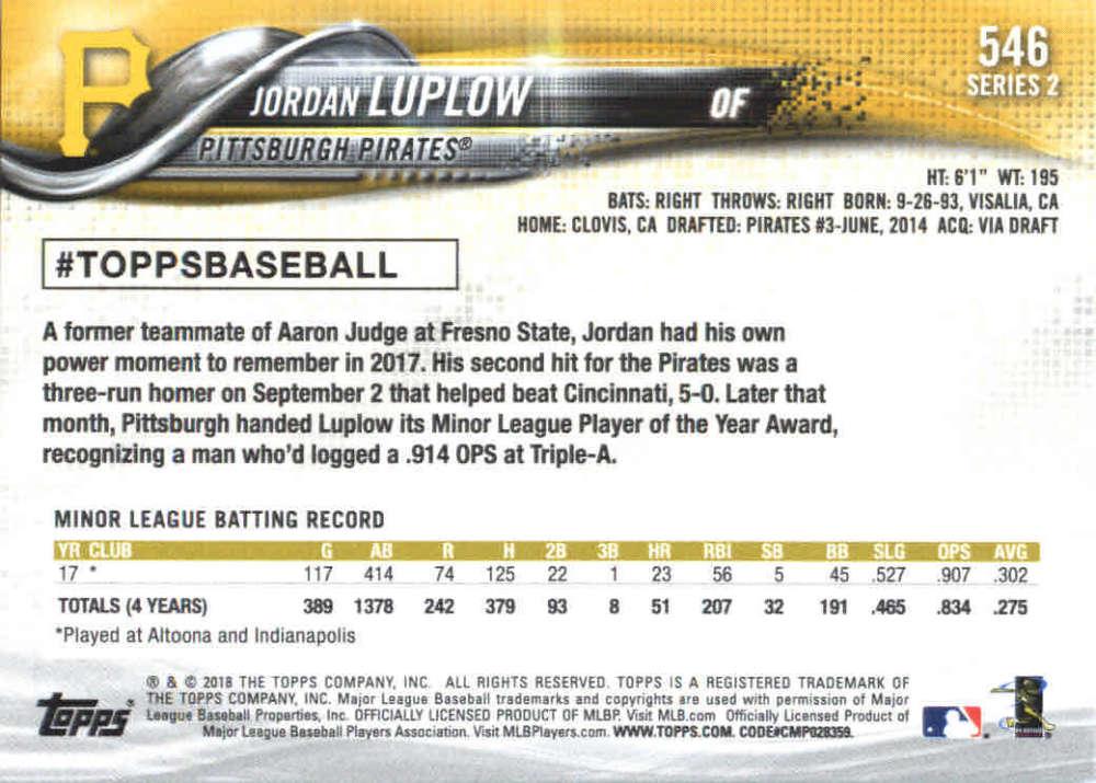 2018-Topps-Series-2-Baseball-Base-Singles-351-550-Pick-Your-Cards thumbnail 385