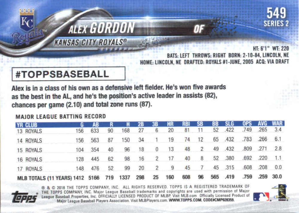 2018-Topps-Series-2-Baseball-Base-Singles-351-550-Pick-Your-Cards thumbnail 391