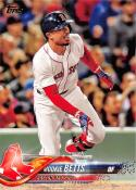 2018 Topps #140 Mookie Betts NM-MT