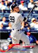 2018 Topps #193 Aaron Judge NM-MT