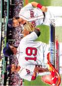 2018 Topps #211 Boston Red Sox NM-MT