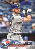 2018 Topps #503 Josh Donaldson NM-MT Blue Jays