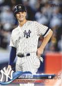 2018 Topps #515 Greg Bird NM-MT Yankees